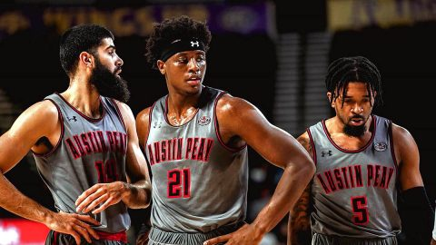 Austin Peay State University Men's Basketball gets 75-62 road win against Tennessee Tech, Thursday. (APSU Sports Information)