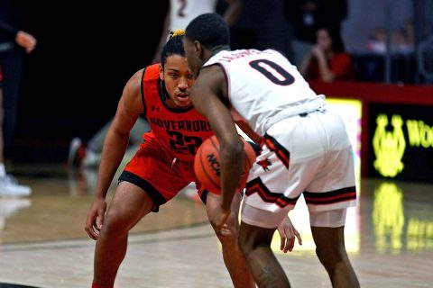 Austin Peay State University Men's Basketball are on the road Saturday to take on UT Martin. (APSU Sports Information)