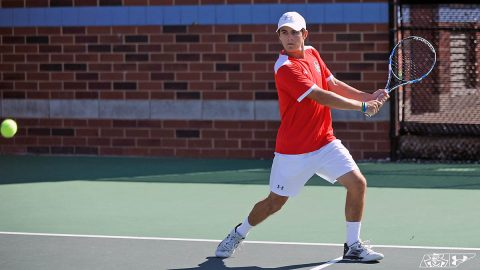 Austin Peay State University Men's Tennis is on the road, Friday, to take on Lipscomb then returns home Saturday to host Chattanooga. (APSU Sports Information)
