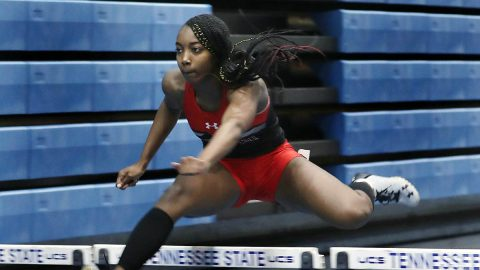 Austin Peay State University Women's Track and Field heads to Nashville to take part in the Ed Temple Classic. (APSU Sports Information)
