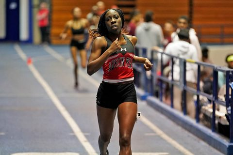 Austin Peay State University Women's Track and Field finish the weekend big at Gene Edmonds Invitational. (APSU Sports Information)