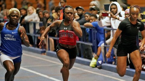 Austin Peay State University Track and Field travels to Birmingham this weekend for Samford Indoor Clash. (APSU Sports Information)