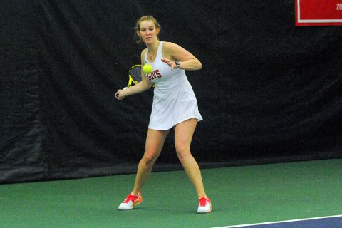 Austin Peay State University Women's Tennis beats Central Arkansas 4-3 and Central Arkansas 7-0 this weekend. (APSU Sports Information)