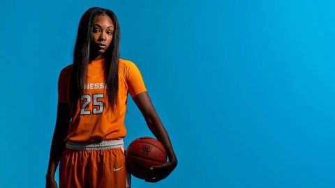 Tennessee Women's Basketball takes on Georgia Sunday afternoon at Thompson-Boling Arena. (UT Athletics)