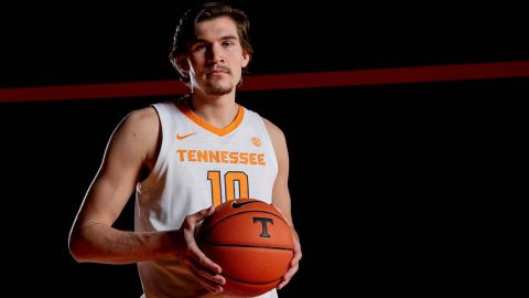 Tennessee Men's Basketball takes on South Carolina Saturday afternoon at Thompson-Boling Arena. (UT Athletics)