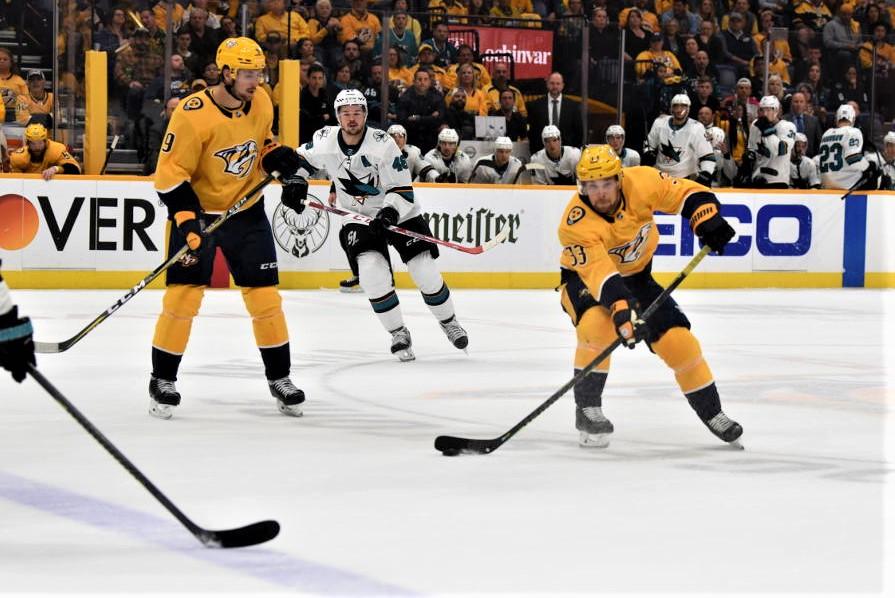 Nashville Predators Hockey
