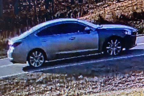 Montgomery County Sheriff's Office is trying to locate the vehicle in this photo that was used in two home burglaries.