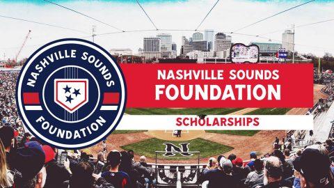 Nashville Sounds Foundation Scholarships