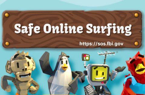 National FBI Safe Online Surfing