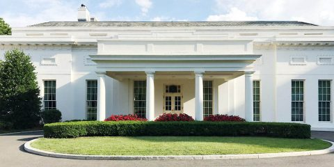 The White House - West Wing. (Official White House Photo)