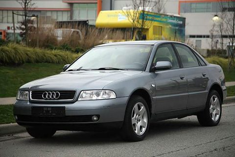2000 Audi A4 is one of the models being recalled.