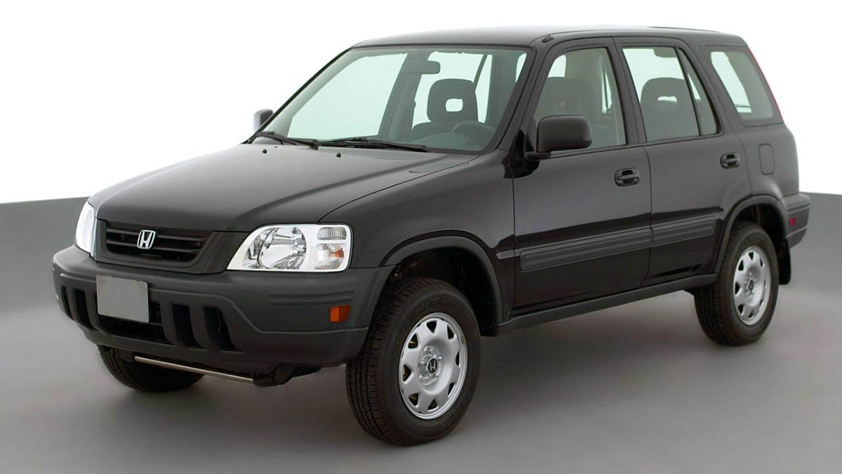 2001 Honda CR-V is one of the models being recalled.