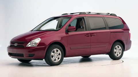 2010 Kia Sedona is one of the models being recalled.