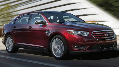 2018 Ford Taurus is one of the models being recalled.