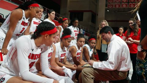 Austin Peay State University Women's Basketball to play rival Murray State Thursday at the Dunn Center. (Robert Smith, APSU Sports Information)