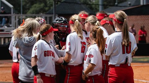Austin Peay State University Softball. (APSU)