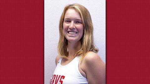 2019-2020 APSU Women's Tennis - Fabienne Schmidt