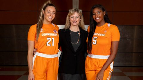 Tennessee Women's Basketball will take on Ole Miss at Thompson-Boling Arena, Thursday night. (UT Athletics)
