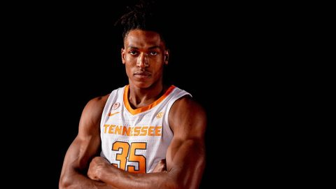 Tennessee Men's Basketball team heads south to take on #13 Auburn in a Saturday morning matchup. (UT Athletics)
