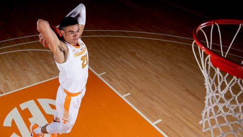 Tennessee Men's Basketball will take on the Florida Gators Saturday afternoon at Thompson-Boling Arena. (UT Athletics)