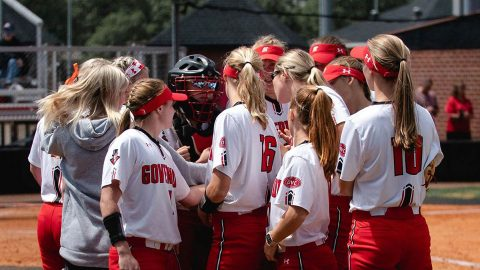 Austin Peay State University Softball has game today against Louisiana Tech at the Jaguar Challenge canceled due to rain. (APSU Sports Information)