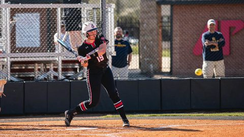Austin Peay State University Softball loses to Illinois State 11-4 then later to Western Kentucky 8-4 at the Hilltopper Spring Fling. (APSU Sports Information)