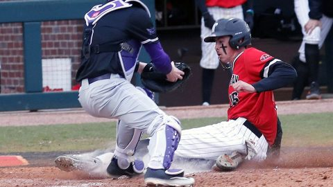 Austin Peay State University Baseball travels to Florida this weekend to take on Jacksonville. (Robert Smith, APSU Sports Information)