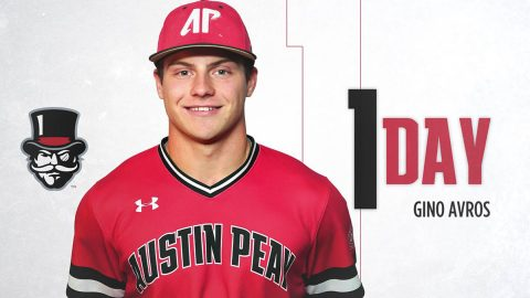 Austin Peay State University Baseball plays Eastern Michigan this weekend at Raymond C. Hand Park. (APSU Sports Information)