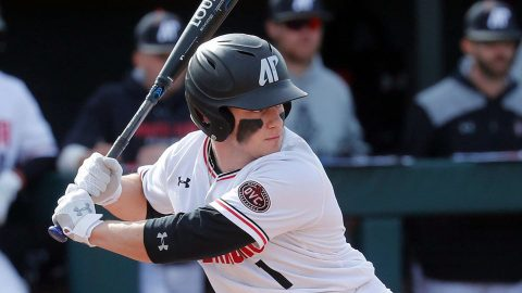 Austin Peay State University Baseball will co-host the 2020 SAF Dirt Classic on the Joe Maynard Field at Raymond C. Hand Park, Thursday-Sunday. (Robert Smith, APSU Sports Information)