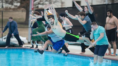 Austin Peay State University to hold annual Polar Plunge this Saturday, February 22nd. (APSU)
