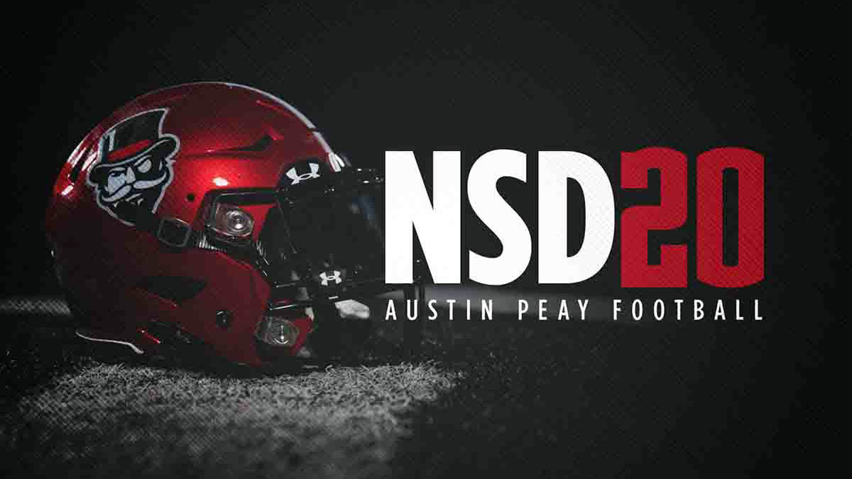 Austin Peay State University Football adds 10 players during Spring Signing Period. (APSU Sports Information)
