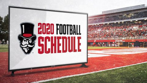 Austin Peay State University announces full 2020 Schedule. (APSU Sports Information)