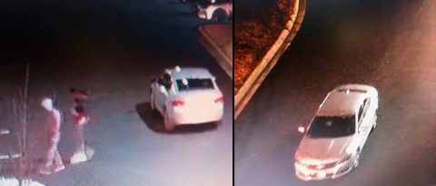 Clarksville Police are trying to identify suspects in pizza delivery driver robberies.