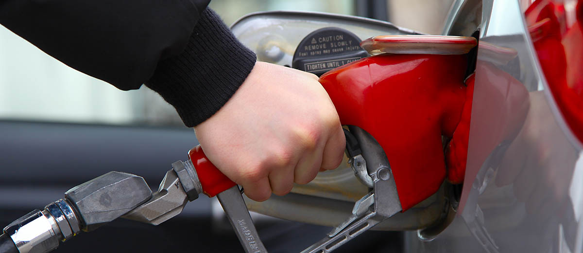Gas prices at the pump continue downward trend. (AAA)