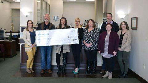 Planters Bank, Sango, Clarksville raised money for the Nightstalker Association