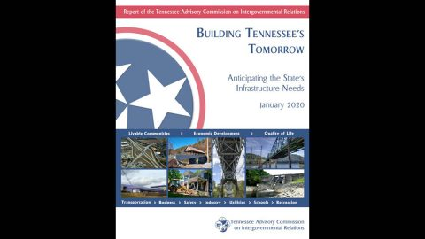 Tennessee Infrastructure Needs.