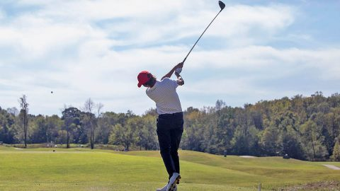 Austin Peay State University Men's Golf finishes on high note at Tiger Invitational. (APSU Sports Information)
