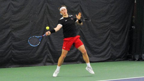 Austin Peay State University Men's Tennis heads to Rocky Top to play the Tennessee Vols, Sunday. (APSU Sports Information)