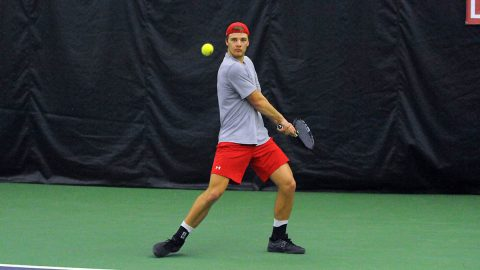 Austin Peay State University Men's Tennis wraps up non-conference play at Southern Indiana, Thursday. (APSU Sports Information)