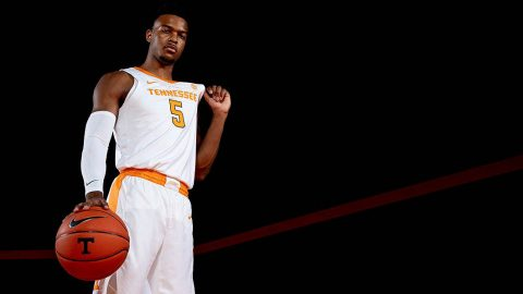 Tennessee Men's Basketball travels to Kentucky to take on the Wildcats Tuesday at Rupp Arena. (UT Athletics)