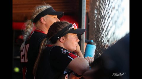 Austin Peay State University Softball plays doubleheader against Siena at Cathi Maynard Park-Cheryl Holt Field, Wednesday. (APSU Sports Information)
