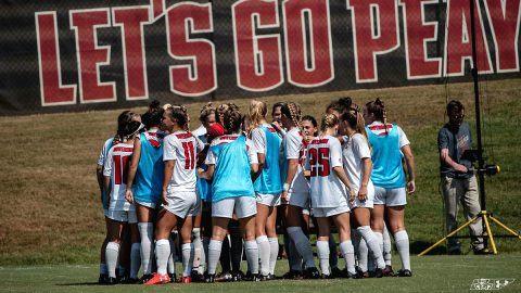 Austin Peay State University Soccer announces schedule for Spring games. (APSU Sports Information)