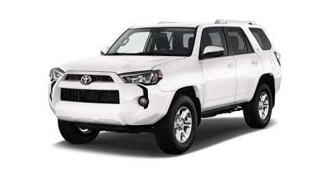 2018-2019 Toyota 4Runner is one of the vehicles being recalled.