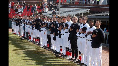 Austin Peay State University Baseball. (Robert Smith, APSU Sports Information)