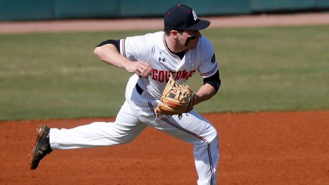 Austin Peay State University Baseball hosts Southern Illinois Wednesday then plays three home games against Murray State starting Friday. (Robert Smith, APSU Sports Information)