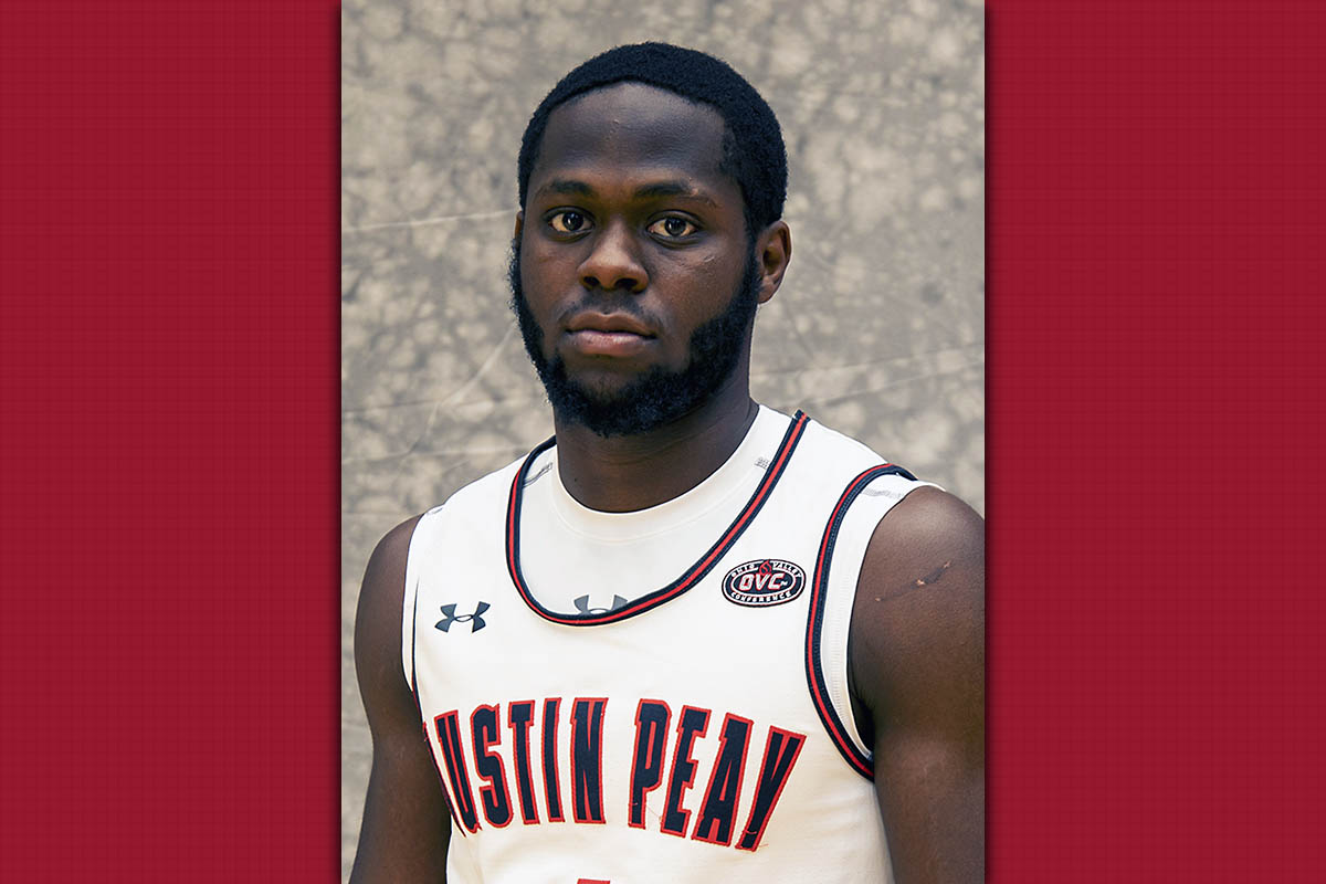 Austin Peay State Men's Basketball player Antwuan Butler announces transfer request. (APSU Sports Information)