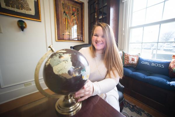 Caroline Clasby, director of Austin Peay State University International Student Services. (APSU)