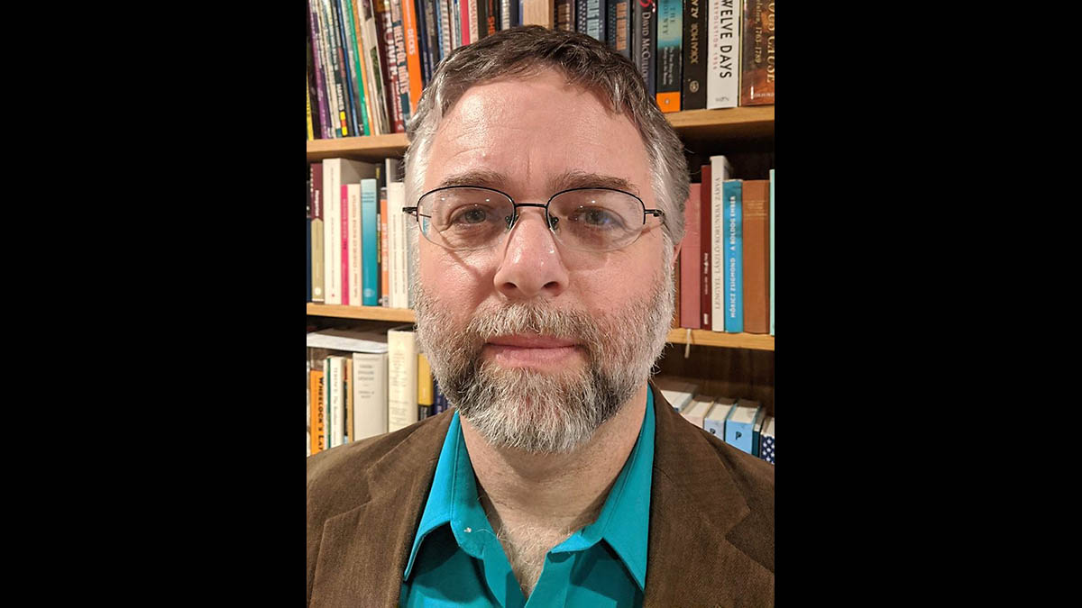 Austin Peay State University professor Dr. Cameron Sutt. (APSU)