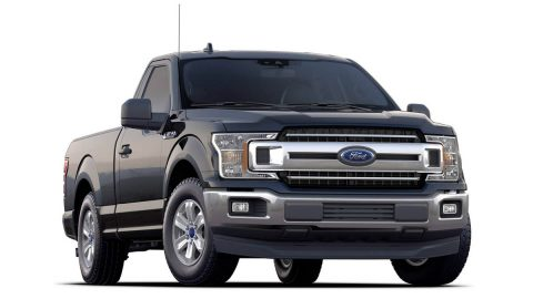 Certain 2018-2020 F-150 Trucks are being recalled because Daytime Running Lights May Not Dim.