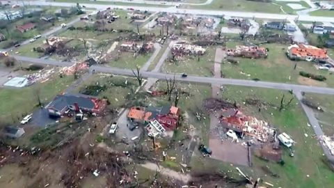 Communities were Devastated by Historic Tornado Outbreak the night of March 2nd, 2020.